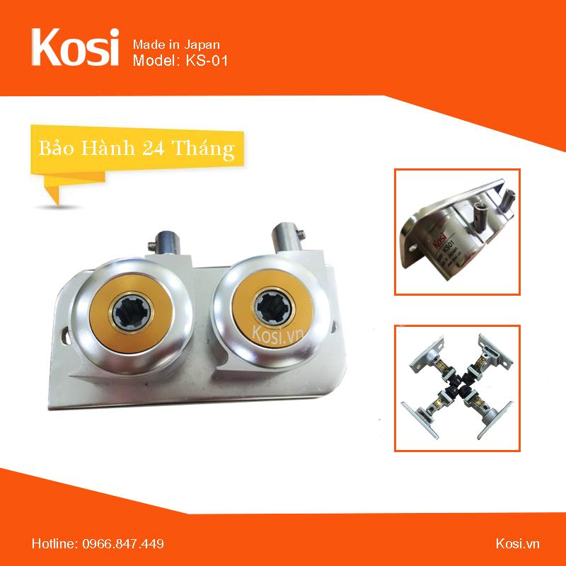 Đánh giá giàn phơi thông minh Kosi - KS 01 2