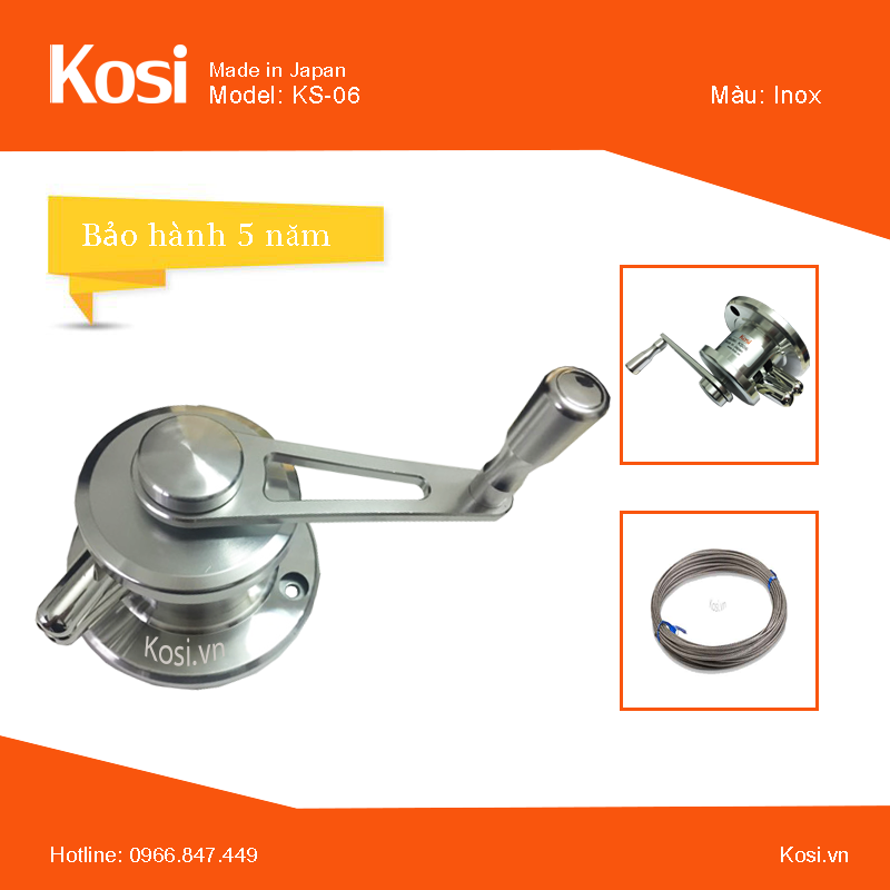 Giàn phơi Kosi - KS06 2