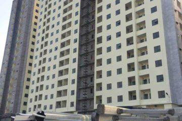 Thi công lắp đặt giàn phơi thông minh tại chung cư Cát Tường Eco – Bắc Ninh