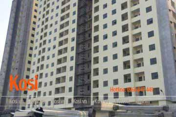 Lắp đặt giàn phơi thông minh tại chung cư Cát Tường Eco – Bắc Ninh