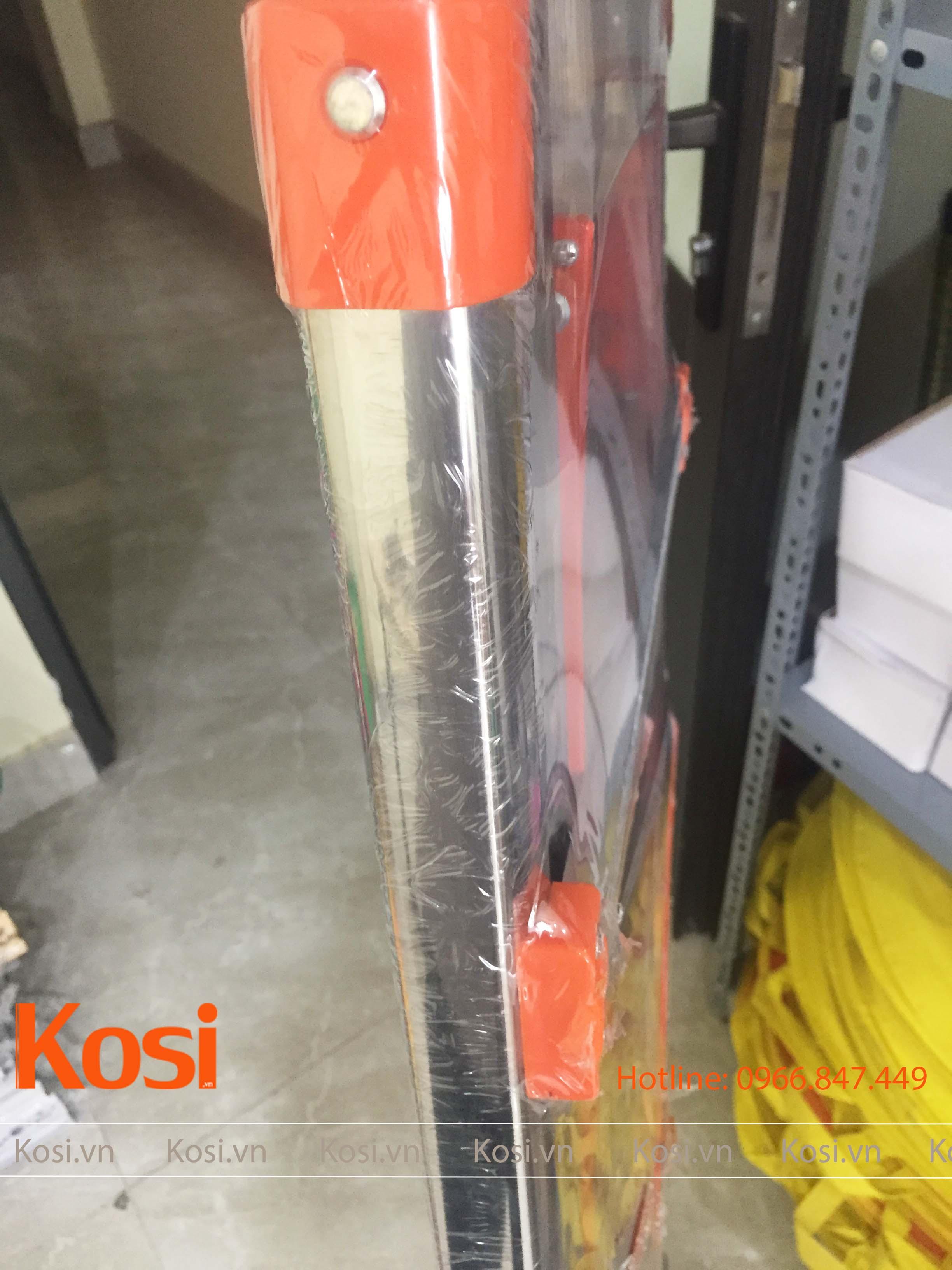 Thang ghế inox KSXP – 4 STEP 3