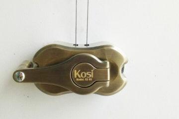 Clip lắp đặt giàn phơi Kosi KS03 tại khu Ngoại Giao Đoàn Hà Nội
