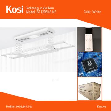 Giàn phơi điện tử Kosi BT1205KS-NF