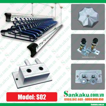 Các sản phẩm giàn phơi thông minh của Sankaku 1