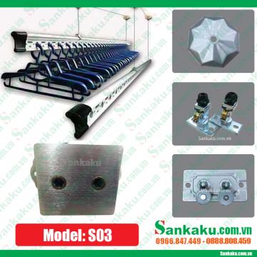 Các sản phẩm giàn phơi thông minh của Sankaku 2