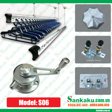Các sản phẩm giàn phơi thông minh của Sankaku 3