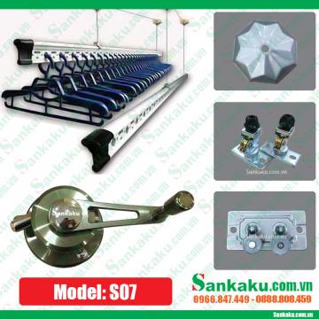 Các sản phẩm giàn phơi thông minh của Sankaku 4