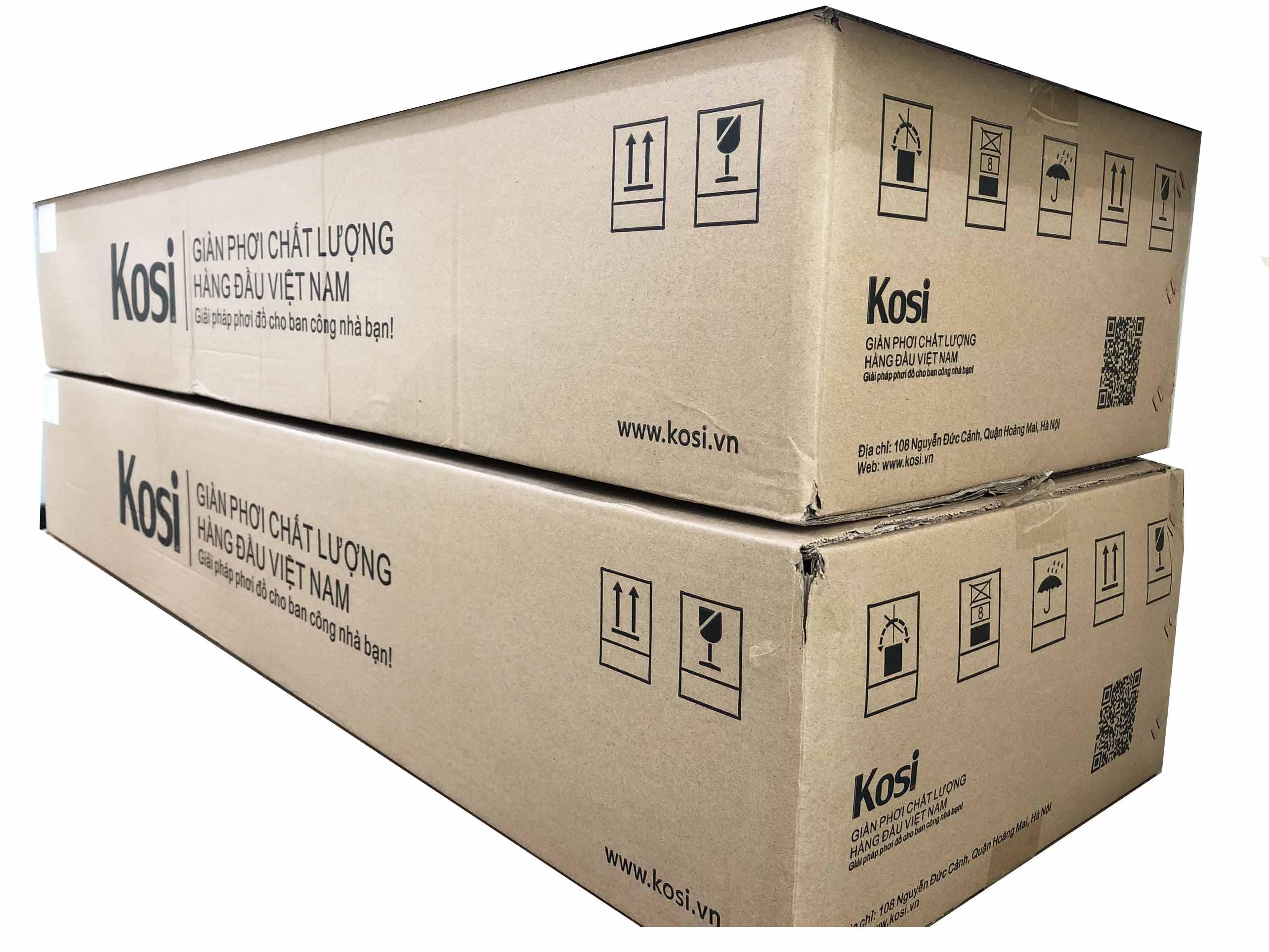 Ưu điểm nổi bật của giàn phơi điều khiển từ xa Kosi – BT1205KSNF 3