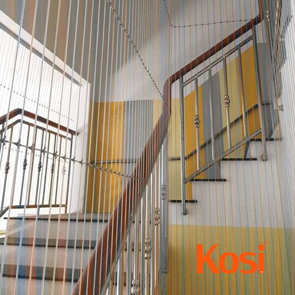 Lưới an toàn cầu thang có tốt không? 1