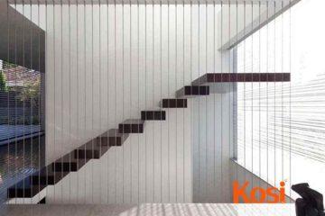 Lưới an toàn cầu thang có thực sự tốt?