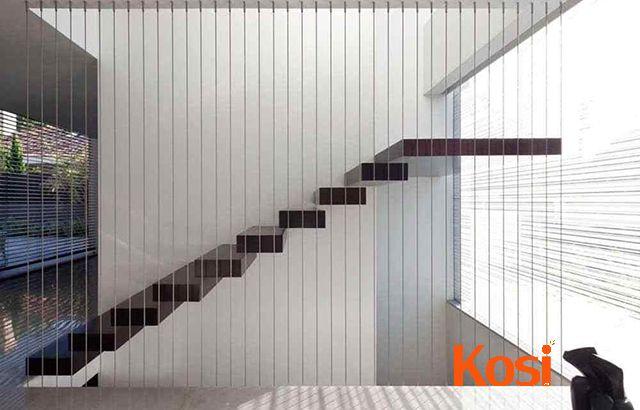 Lưới an toàn cầu thang có thực sự tốt? 1