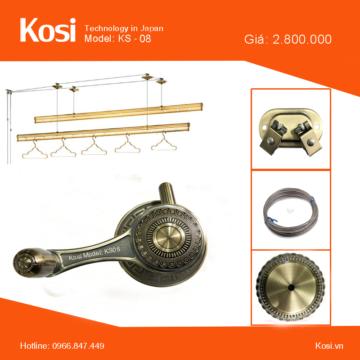 Giàn phơi Kosi – KS08